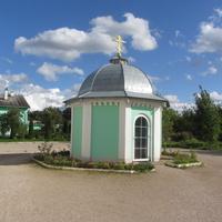 Симанский Спасо-Казанский монастырь. Часовня Флора и Лавра