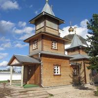 Остров. Симанский Спасо-Казанский монастырь
