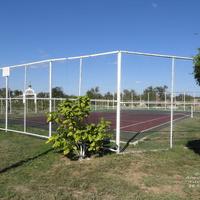 Теннисный корт в Кучманском парке