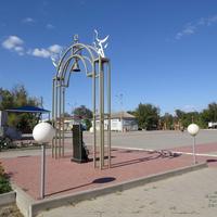 Памятный знак чернобыльцам