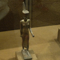 Зал Древнего Египта. Изделие из бронзы.