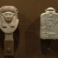 Зал Древнего Египта. Изделия.