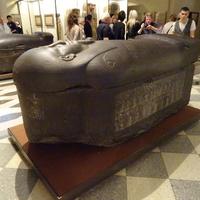 Зал Древнего Египта. Саркофаг.