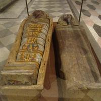 Зал Древнего Египта. Саркофаги.