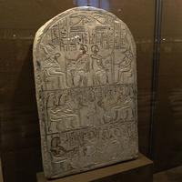 Зал Древнего Египта. Стела Сетау.