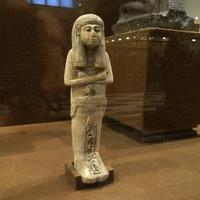 Зал Древнего Египта. Ушебти Са-мута.