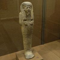 Зал Древнего Египта. Ушебти.