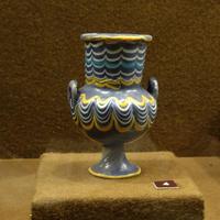 Зал Древнего Египта. Керамический сосуд.