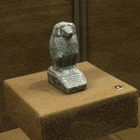 Зал Древнего Египта. Павиан.