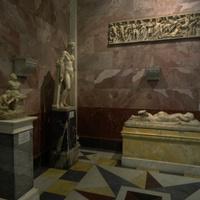 Зал античной декоративной скульптуры