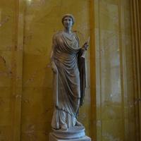 Скульптура Эвтерпы