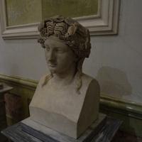 Зал Афины. Бюст Диониса.