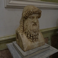 Зал Афины. Гермес.