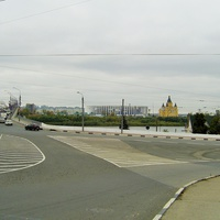 Н. Новгород - Пл. Благовещенская - Канавинский мост