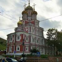 Ул. Рождественская - Строгановская церковь
