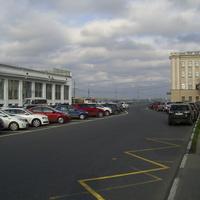 Н. Новгород - На пл. Маркина