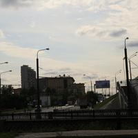 2-й Ростокинский мост, река Яуза