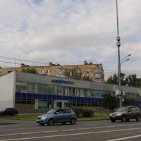 Симоновский Вал улица, магазин Кораблик