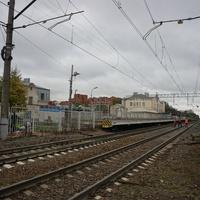 Ж\Д станция Удельная.