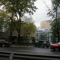 Улица Аккуратова.