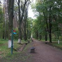 Парк исследовательского центра.