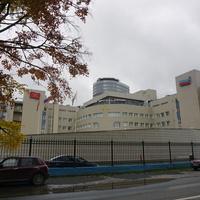Комплекс зданий Центра Алмазова.