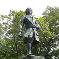 Памятник Пётру I, другой ракурс
