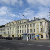 Губернский дом - Дом Б. К. Миниха -  Дом Главного командира Кронштадтского военного порта