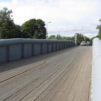 Мост через Петровский канал
