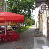 Кронштадт, кафе Рваные паруса