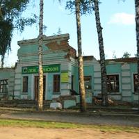 Октябрьская улица, Донской деревообрабатывающий завод