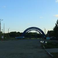 Стадион имени Молодцова