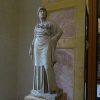 Зал Геракла. Статуя Афины.