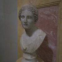 Зал Геракла. Голова Афродиты.