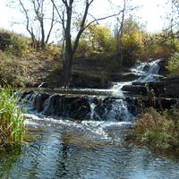 Макшеевский водопад