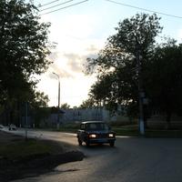 Новая улица
