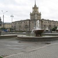 Московский пр.