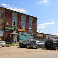 2-я Заводская улица, магазин Автозапчасти