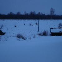 Зима в Жерновке