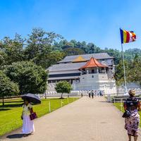 Храм Зуба Будды (Шри Далада Малигава, Sri Dalada Maligawa) — буддистский храм в городе Канди