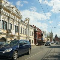 Дом Белолипецких, Новоникитская часовня (справа)