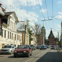 Улица Металлистов, дом И. Г. Лебедева