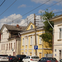 Дом купцов Поповых