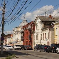 Улица Металлистов