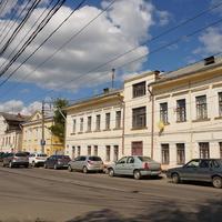 Дом купца Леонова