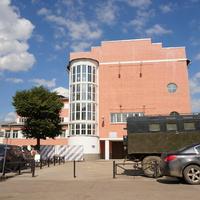 Тульский государственный машиностроительный колледж им. Никиты Демидова (Тульский промышленный техникум)
