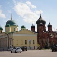Храмы Успенского женского монастыря