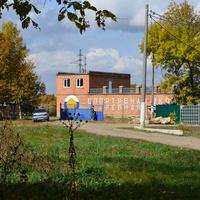 Гребная база на реке Северский Донец. 10.10.2017