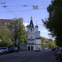 Ул. Добролюбова - Мироносицкая церковь