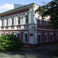 Ул. Ильинская, 20 - Дом XIX века